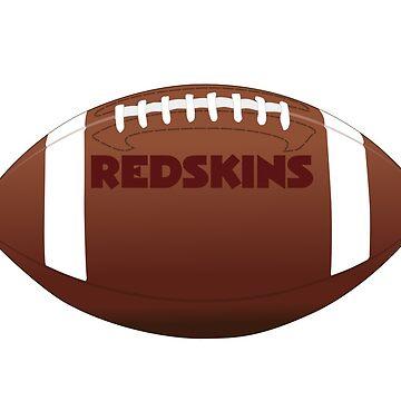 Washington Redskins by JustinFolger