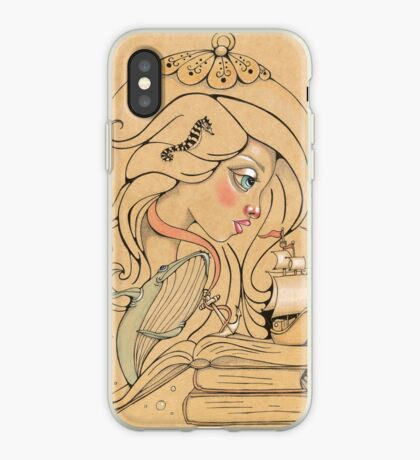 Song for the Blue Ocean iPhone Case