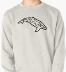 Superorganism fish logo Pullover