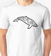 Superorganism fish logo Slim Fit T-Shirt