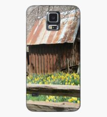 Daffodil Hill, California Case/Skin for Samsung Galaxy