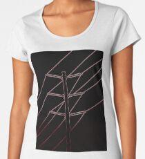 Electricity   Women's Premium T-Shirt