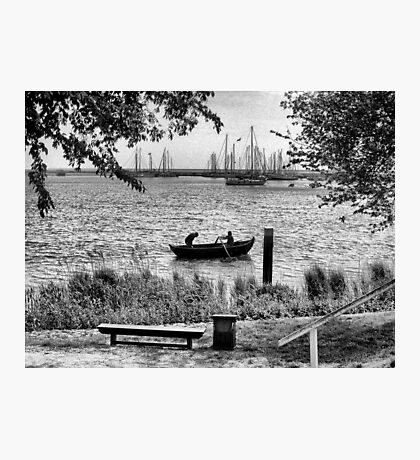 Row, row, row, your Boat Photographic Print
