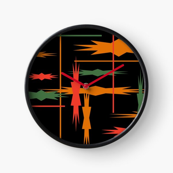 Southwestern Clocks Redbubble