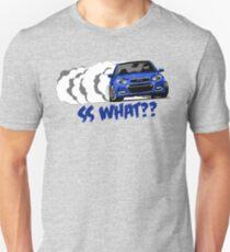 2016-17 Chevrolet SS Slipstream Blue Unisex T-Shirt