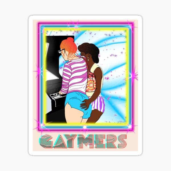 GAYmers Sticker
