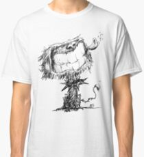 Scruffy Dog Classic T-Shirt