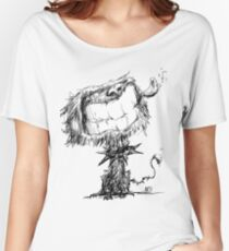 Scruffy Dog Women's Relaxed Fit T-Shirt