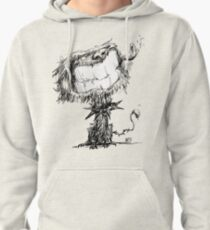 Scruffy Dog Pullover Hoodie