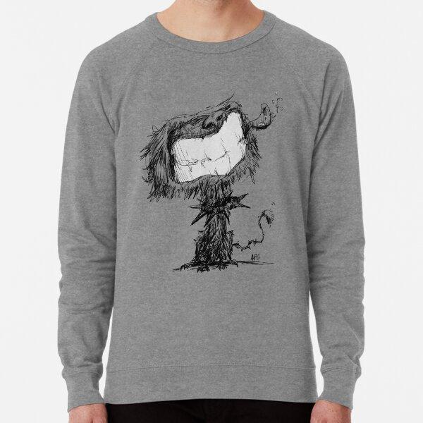 Scruffy Dog Lightweight Sweatshirt