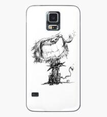 Scruffy Dog Case/Skin for Samsung Galaxy