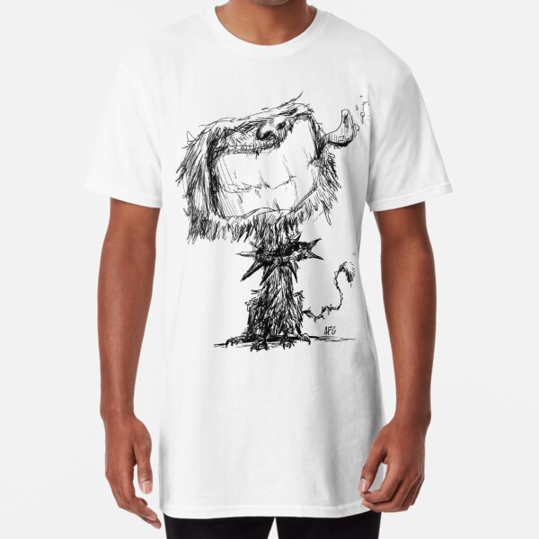 Scruffy Dog Long T-Shirt