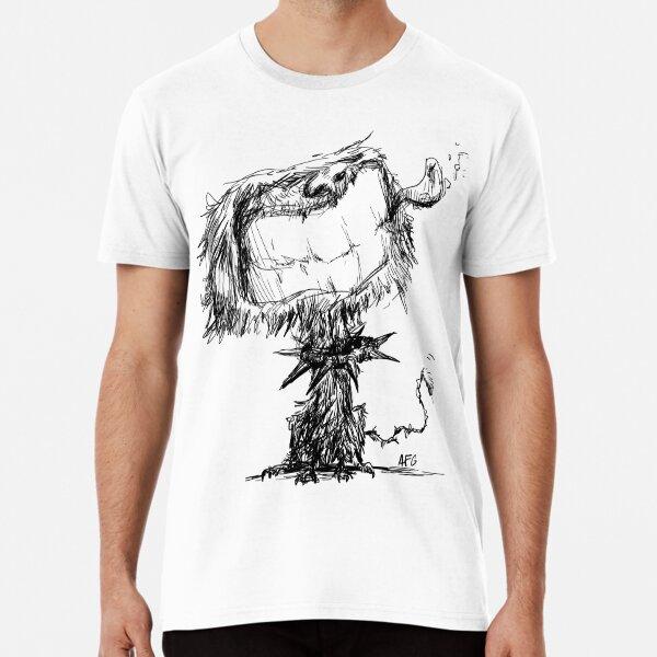 Scruffy Dog Premium T-Shirt