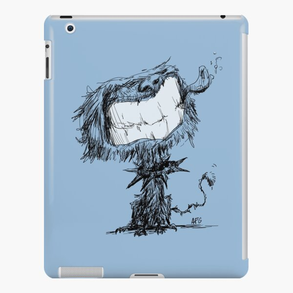 Scruffy Dog iPad Snap Case