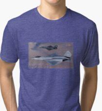 PHOTO201A Tri-blend T-Shirt