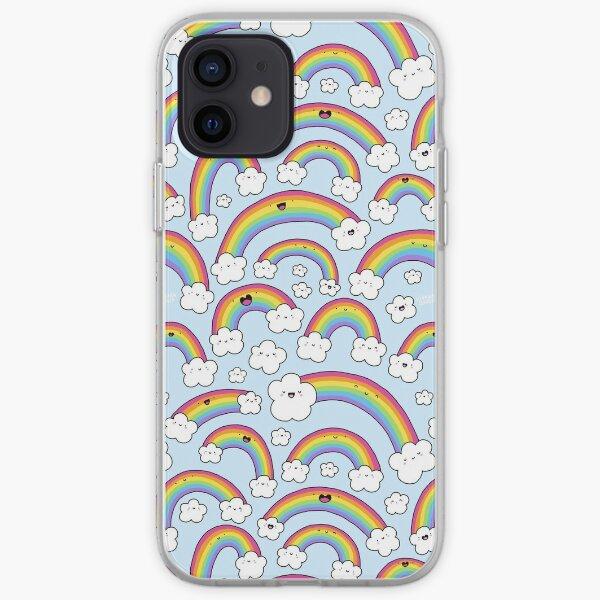Rainbows Everywhere!  iPhone Soft Case