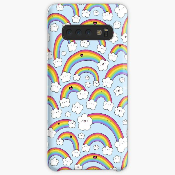 Rainbows Everywhere!  Samsung Galaxy Snap Case