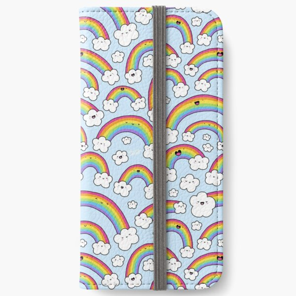 Rainbows Everywhere!  iPhone Wallet