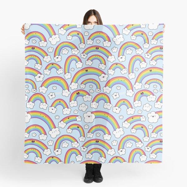 Rainbows Everywhere!  Scarf