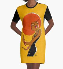 Bailando! Graphic T-Shirt Dress