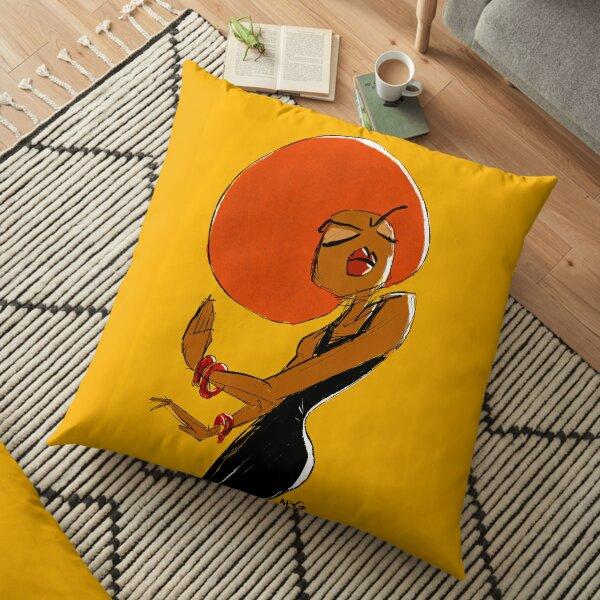 Bailando! Floor Pillow