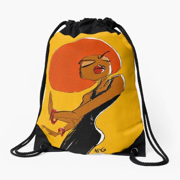 Bailando! Drawstring Bag