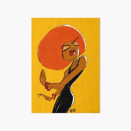 Bailando! Art Board Print
