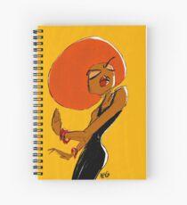 Bailando! Spiral Notebook
