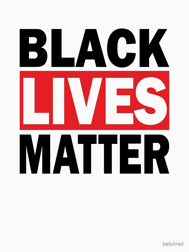 Black Lives Matter by beloknet