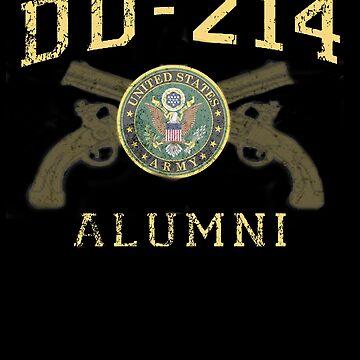 US Army Shirt Military Police DD214 T Shirt by thehadgaddad