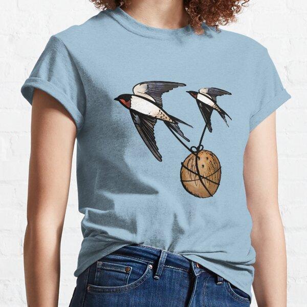 Hirondelle européenne ou africaine? T-shirt classique