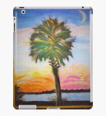 Palmetto Sunset iPad Case/Skin