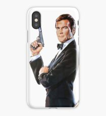 A view to a kill James bond iPhone Case