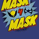 Mask for Mask by Cheyne Gallarde