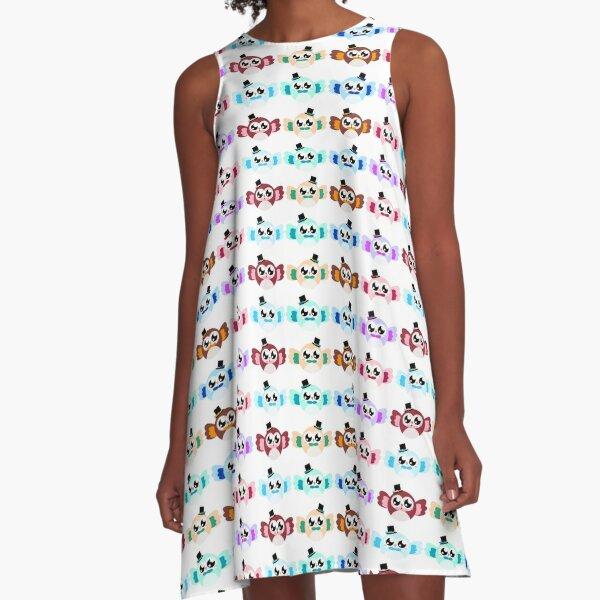 VETEMENT PLAGUE POPPLIO LITTEN ROWLET POKEMON beach dress FR
