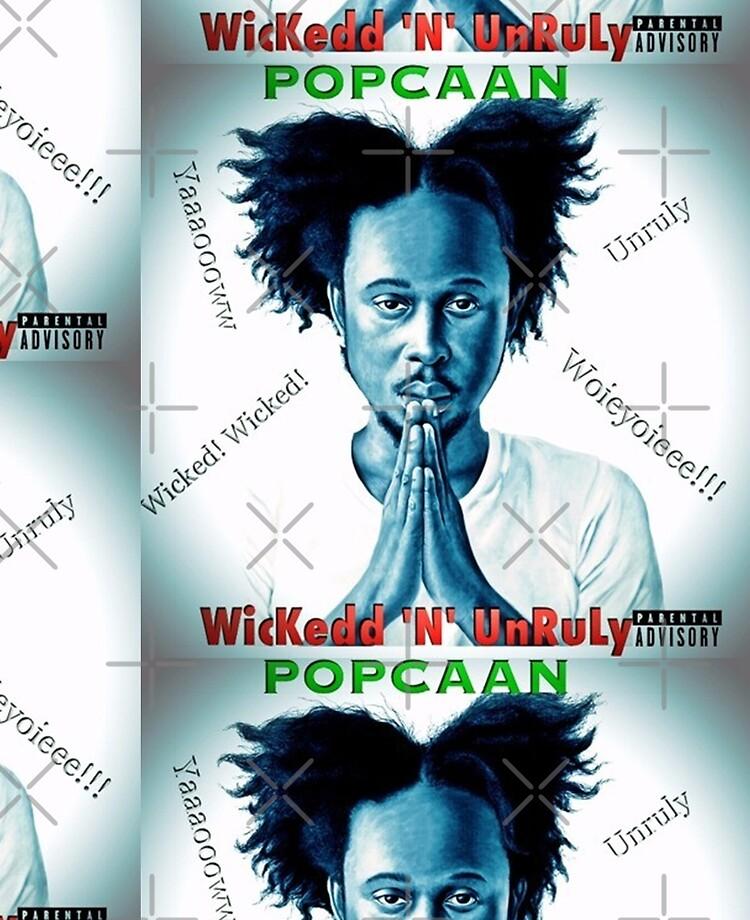 Jamaican Artist Popcaan Ipad Case Skin By Ebazon Redbubble