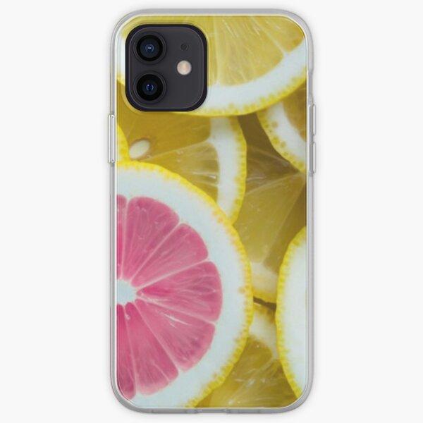 Pink Lemonade iPhone Soft Case
