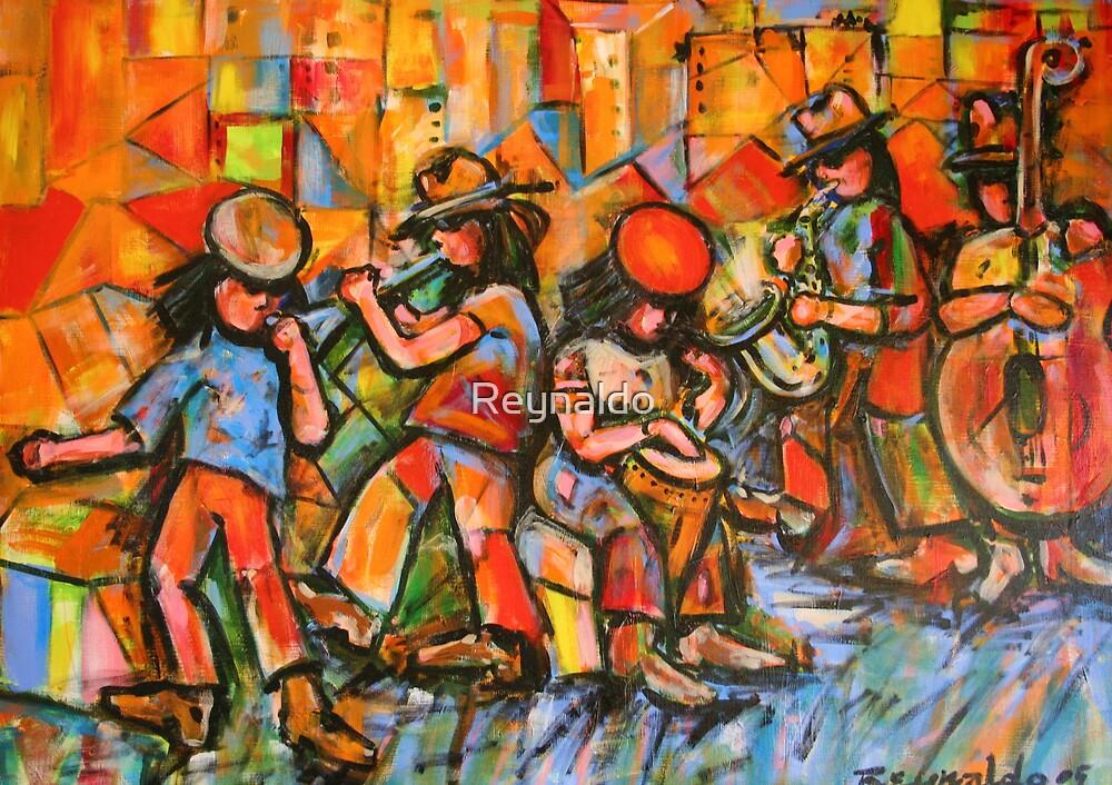 Jammin' by Reynaldo