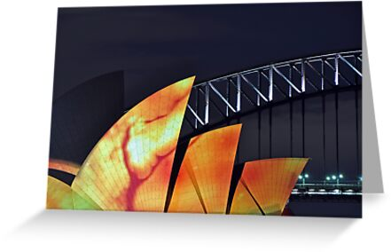 Opera House In Drag by scottsphotos
