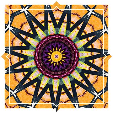 Seeds of Life Mandala by wildmirror