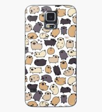 Pug Life Doodle Case/Skin for Samsung Galaxy