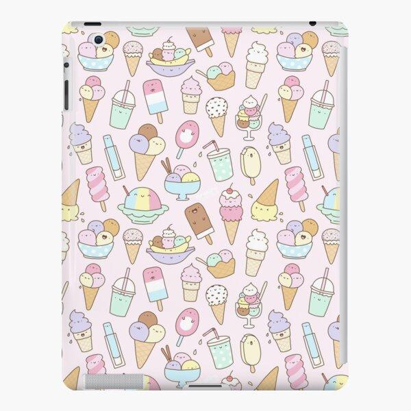 I Love Ice Cream iPad Snap Case