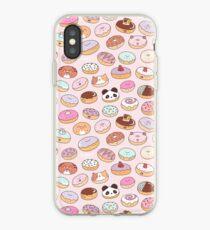 Vinilo o funda para iPhone Mmm ... ¡Donuts!