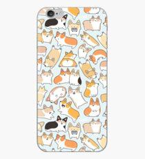 Corgilicious Corgi Doodle iPhone Case
