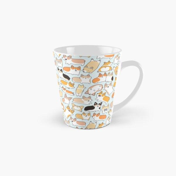 Corgilicious Corgi Doodle Tall Mug