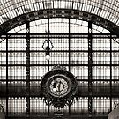 Orsay etude. by Victor Pugatschew