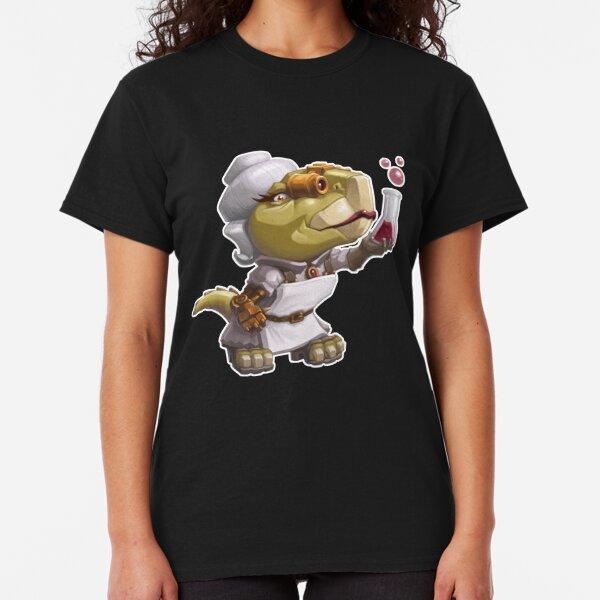 Iguanodon Chemist Classic T-Shirt