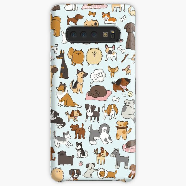 Doggy Doodle Samsung Galaxy Snap Case