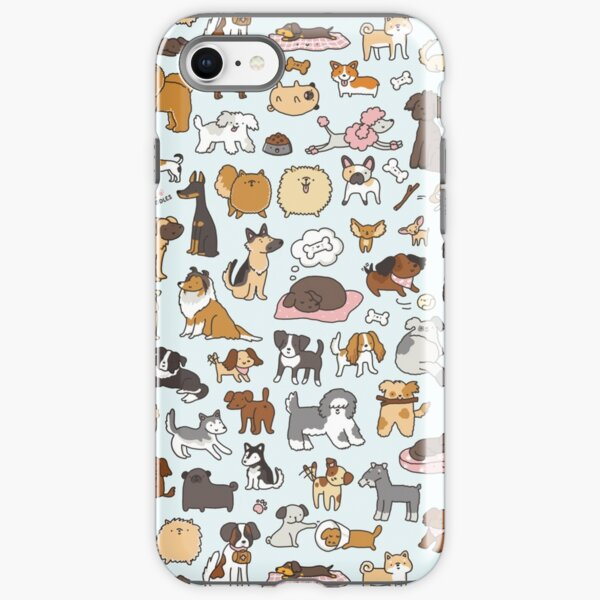 Doggy Doodle iPhone Tough Case