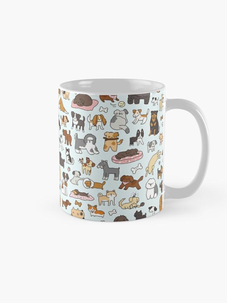 Alternate view of Doggy Doodle Mug